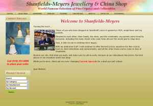 Shanfields-Meyers Jewellery & China Shop
