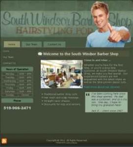 South Windsor Barber Shop