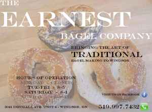 Earnest Bagel (placeholder page)