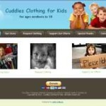 Cuddles Clothing for Kids
