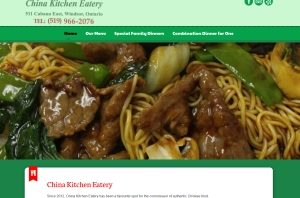 China Kitchen Eatery