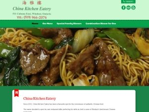 China Kitchen Eatery